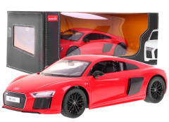 R/C toy car Audi R8 Red 1:14 RASTAR