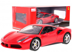 R/C toy car Ferrari 488 GTB Red 1:14 RASTAR