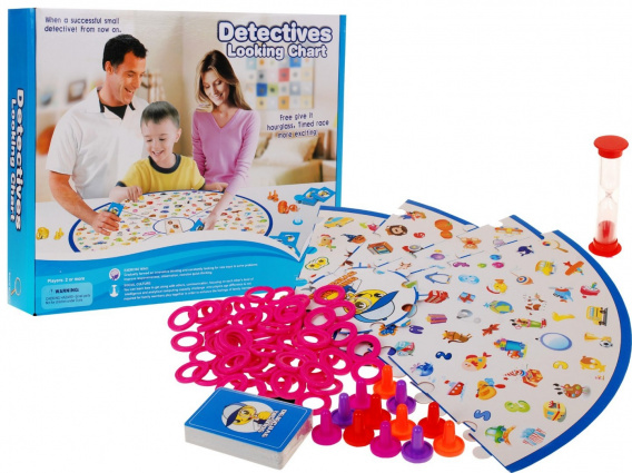 Gra Detectives Game
