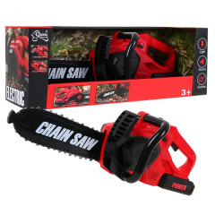 An Interactive Chain Saw