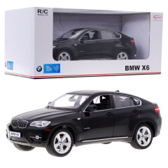 R/C toy car BMW X 6 Black 1:14 RASTAR