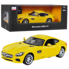 R/C toy car Mercedes AMG GT Yellow 1:14 RASTAR