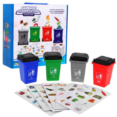 Garbage Sorting Game