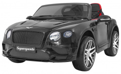 Vehicle Bentley Continental Black