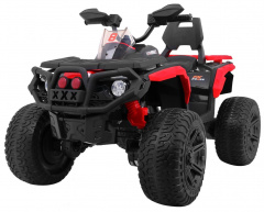 Quad Maverick 4x4 Red