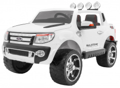 Vehicle Ford Ranger White