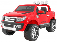 Ford Ranger Red