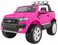 NEW Ford Ranger 4x4 FaceLifting Pink