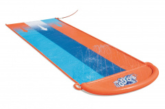 Slide the triple H2OGO 549 cm BESTWAY