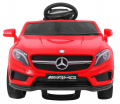 Mercedes AMG GLA-45 Red
