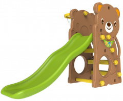 Chute Slide with Teddy bear 136 cm Basketball