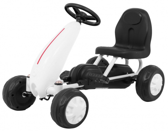 Go-kart for The Youngest White