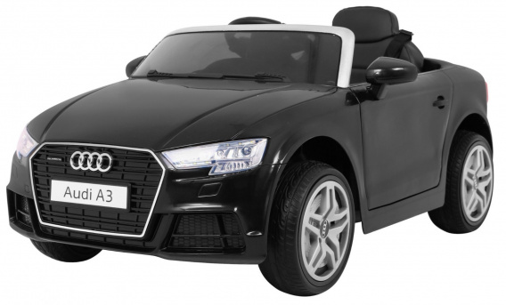 Vehicle Audi A3 Black