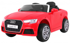 Vehicle Audi A3 Red