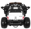 Vehicle Ford Ranger MONSTER 4 x 4 White