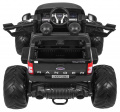 Vehicle Ford Ranger 4 x 4 MONSTER Black