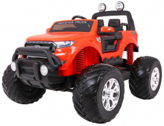 Vehicle Ford Ranger 4 x 4 MONSTER Orange