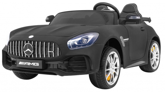 Mercedes-Benz GT R 4 x 4 Painted Black Matt