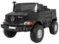 Vehicle Mercedes-Benz Zetros Black