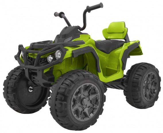 Quad ATV Green