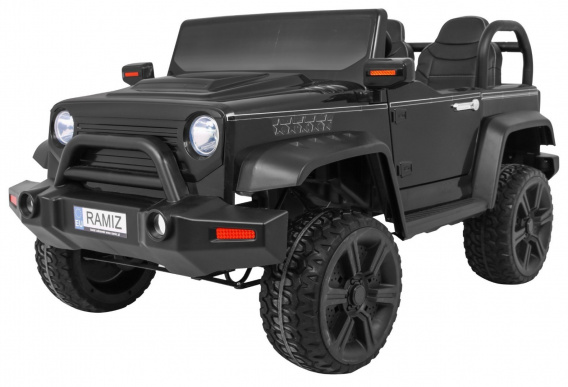 The STRONG vehicle 4 x 4 black