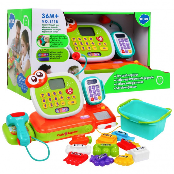 An Interactive Safe, Learn English HOLA TOYS