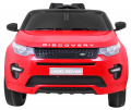 Vehicle Land Rover Discovery Red