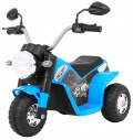 Vehicle MiniBike Blue