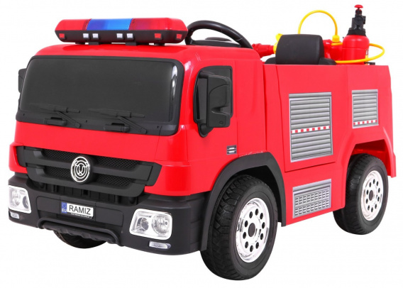 Vehicle Fire Rescue