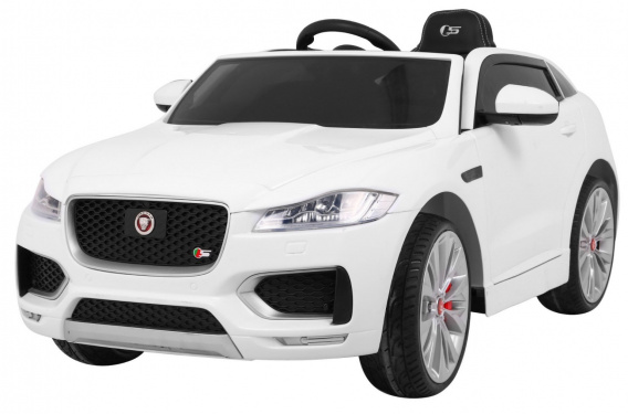 Vehicle Jaguar F-Pace White