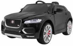 Vehicle Jaguar F-Pace Black