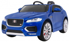Vehicle Jaguar F-Pace Painted Blue