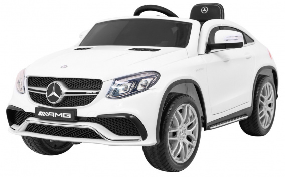 Mercedes Benz AMG GLE63 White