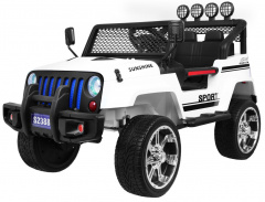 Vehicle NEW Raptor DRIFTER 4 x 4 White