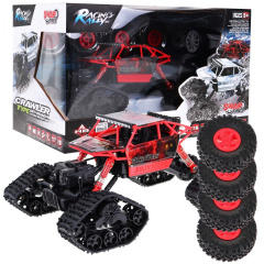 1:18 Crawler 4 x 4 R/C Rover 2.4 G Wheel Variables
