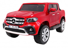 Mercedes Benz X-Class MP4 Painting Red