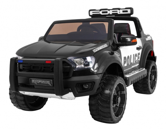 Vehicle Ford Ranger Raptor Police