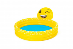 Pool Paddling Pool Merry Emotka 1.65/1.44/69cm BESTWAY