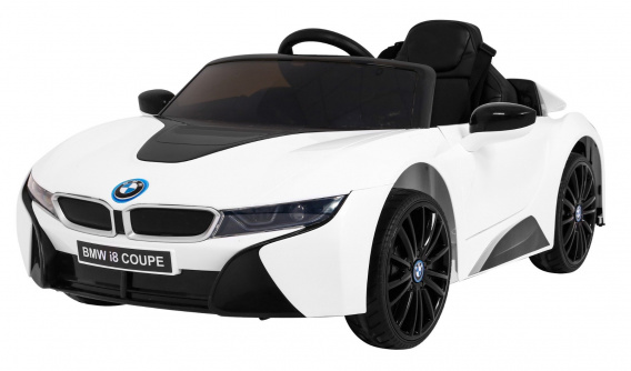 VEHICLE BMW I8 LIFT White