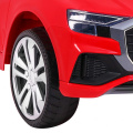 Vehicle Audi Q8 LIFT Red