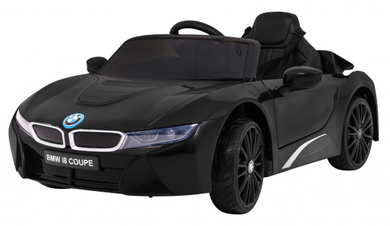 Vehicle BMW I8 LIFT Black