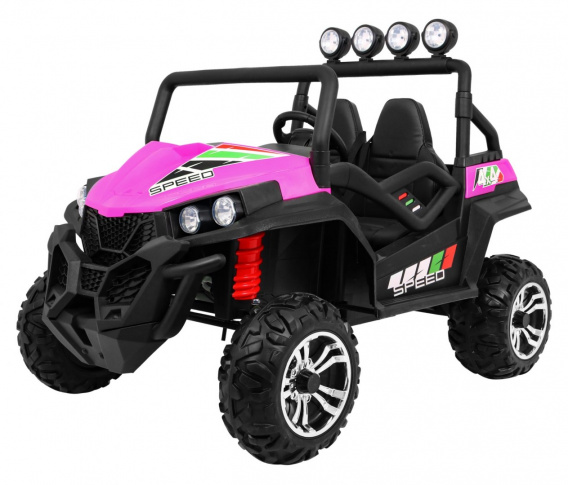 Grand Buggy 4x4 LIFT Pink Vehicle