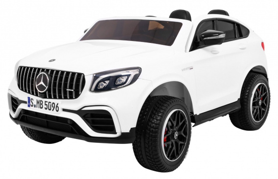 Mercedes GLC 63S White