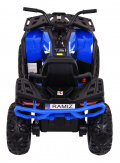 Quad ATV Desert Blue