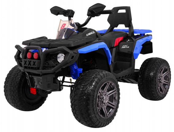 Quad Maverick 4x4 Blue Vehicle