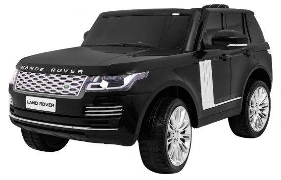 Vehicle Range Rover HSE Black