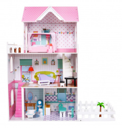 Dollhouse Wood Accessories