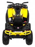 Quad Vehicle ATV Desert Yellow