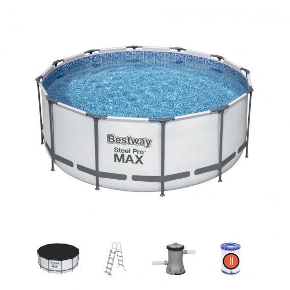 Swimming pool Ceilings 12 ft 366x122 cm SteelPRO universal BESTWAY